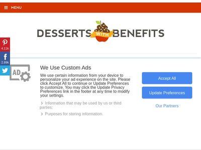 Desserts With Benefits, Inc.