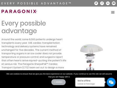 Paragonix Technologies, Inc.