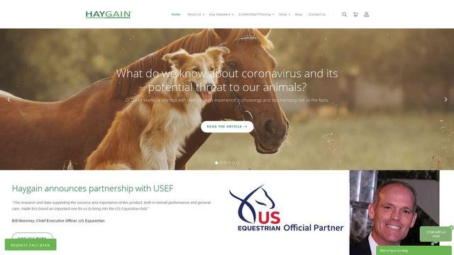 Haygain Ltd