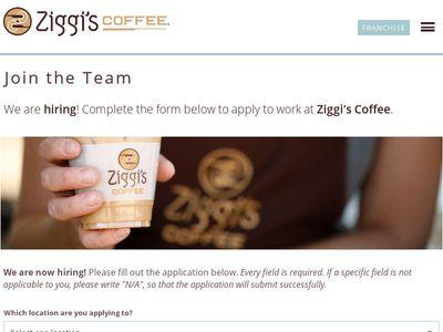 Ziggi's Coffee, LLC