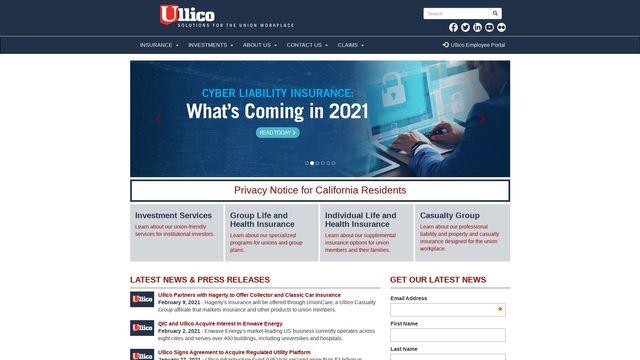 Ullico Inc.