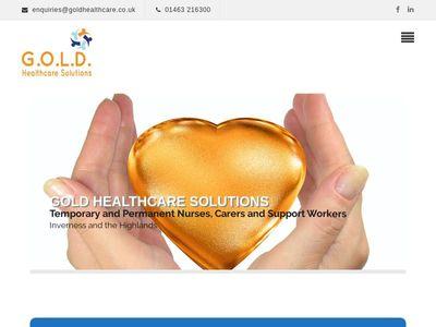Gold Healthcare Solutions Ltd.