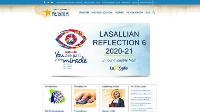 La Salle Catholic College