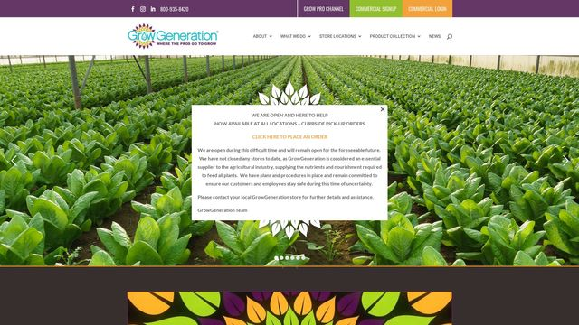 GrowGeneration, Inc.