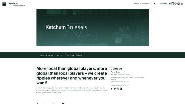 Ketchum, Inc.