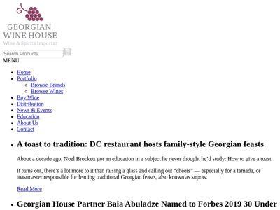 Georgian House of Greater Washington LLC