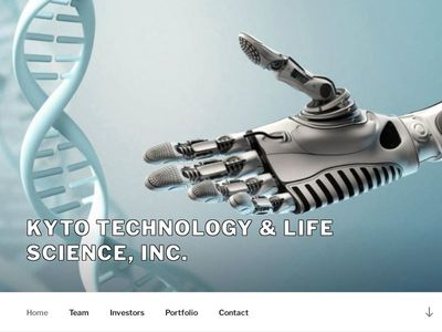 KYTO Technology & Life Science, Inc.