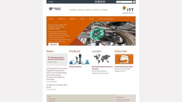 ITT Engineered Valves, LLC