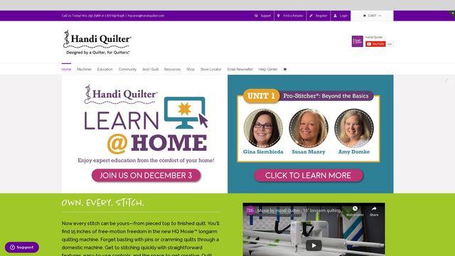 Handi Quilter, Inc.