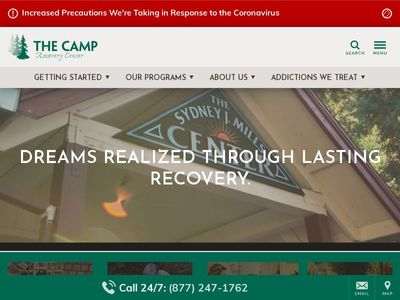 The Camp Recovery Center