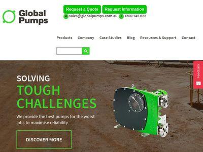 Global Pump Group Pty Ltd