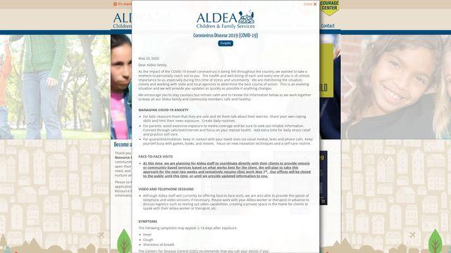 Aldea, Inc.