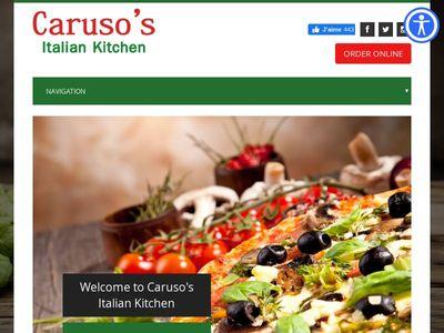Caruso's Italian Kitchen