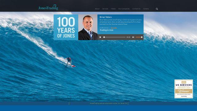 JonesTrading International Limited