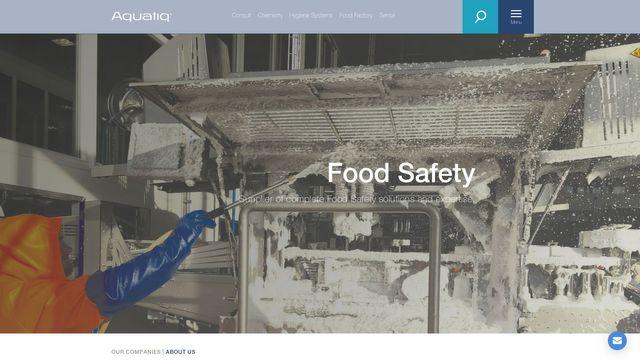 Aquatiq Food Safety Ltd.