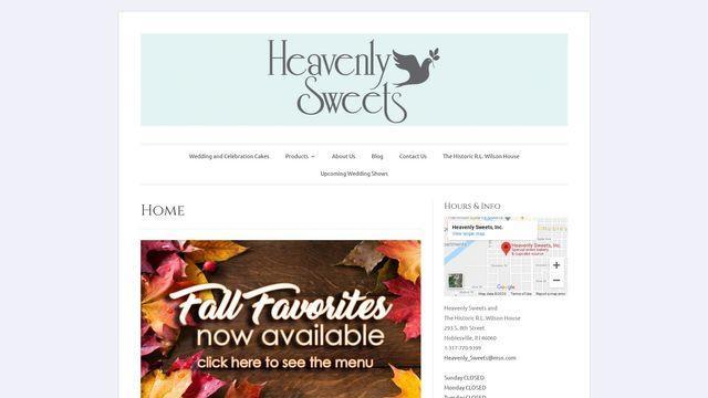 Heavenly Sweets, Inc.