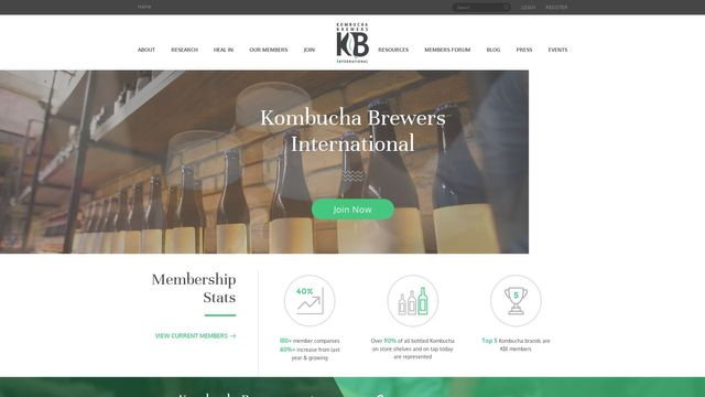 Laurentian Brew Kombucha Company