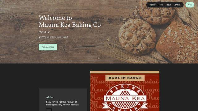Mauna Kea Baking Co
