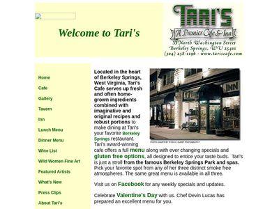 Tari's A Premier Cafe