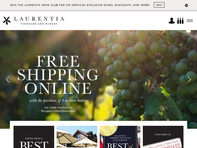 Laurentia Vineyard and Winery