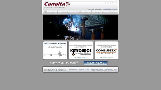 Canalta Controls Ltd.