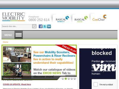 Electric Mobility Euro Ltd