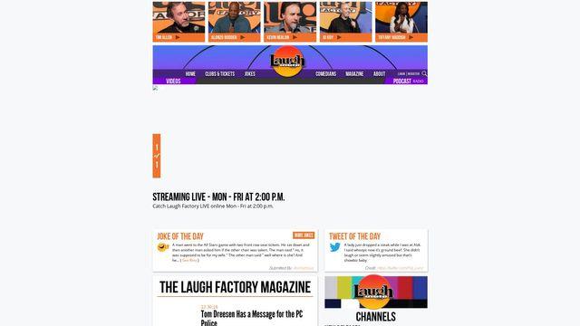 Laugh Factory, Inc.