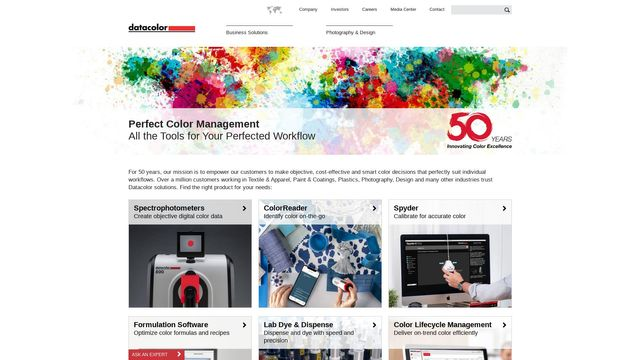 Colormax Systems, S.A.