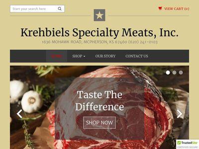 Krehbiels Specialty Meats, Inc.