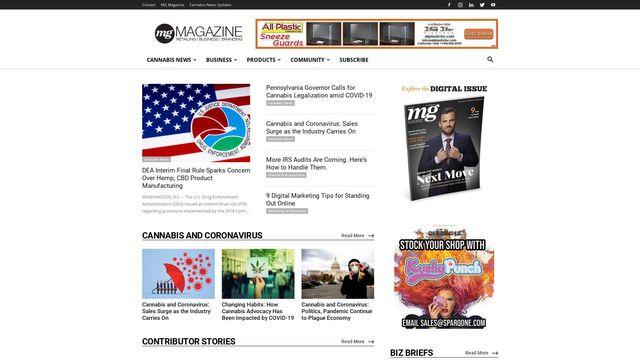 CANN Media Group, LLC.