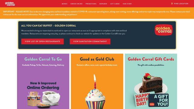 Golden Corral Corporation