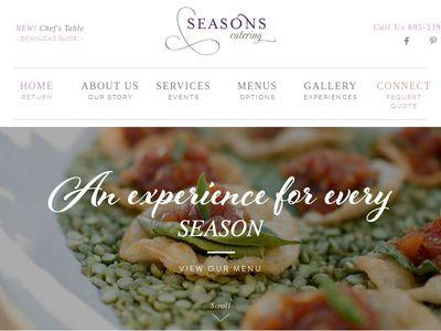 Seasons Catering, Inc.