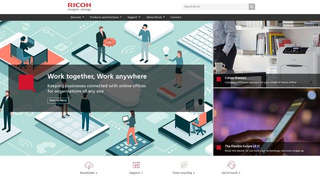 Ricoh New Zealand Limited