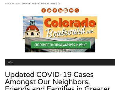 Colorado Boulevard Network LLC