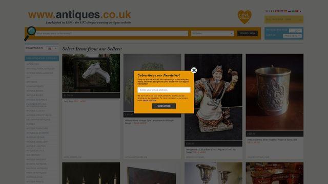 regent antiques limited
