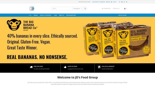 JD's Foods Ltd