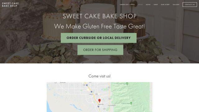 Sweet Cake Bake Shop