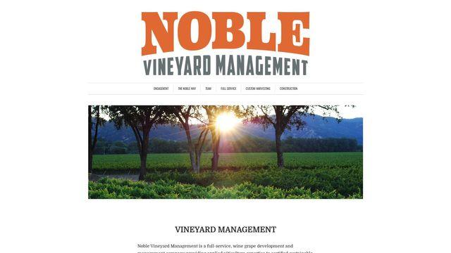 Noble Vineyard Management Company