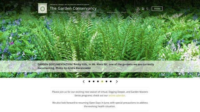 Garden Conservancy Inc