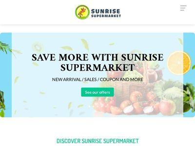 Sunrise Supermarket