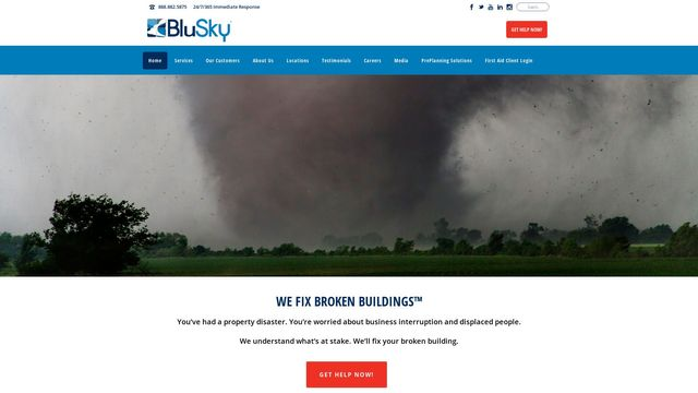 BluSky Restoration Contractors, LLC