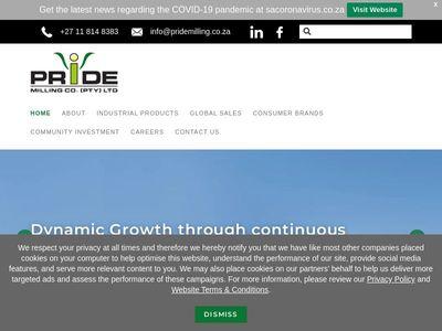 Pride Milling Company (Pty) Ltd