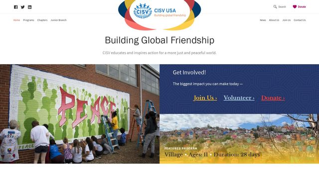 CISV International Ltd.