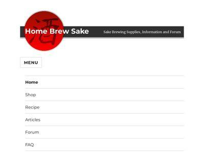 HomeBrewSake LLC
