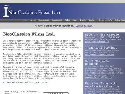 NeoClassics Films Ltd.