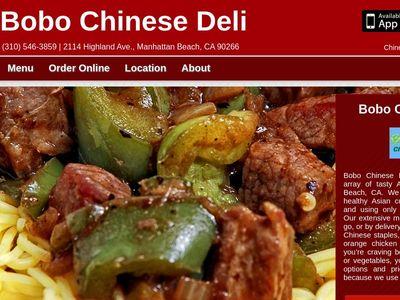 Bobo Chinese Deli