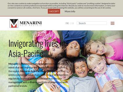 Menarini Asia-Pacific Pte Ltd