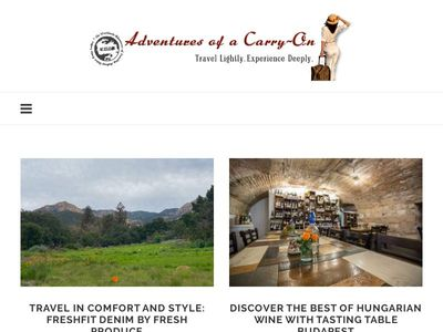 Adventures of a Carry-on   Wine l Travel l Food and Culture