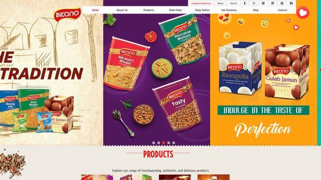 Bikano Foods Pvt. Ltd.