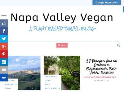 Napa Valley Vegan